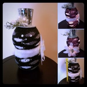 Other - Snowman lamp